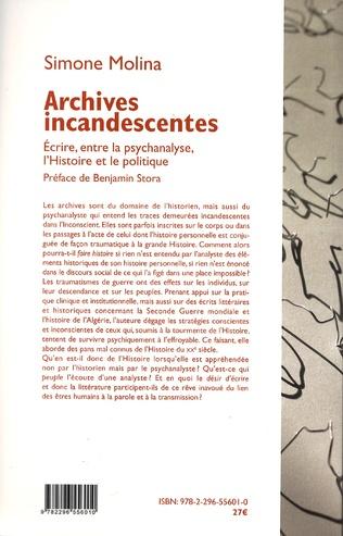 4eme Archives incandescentes