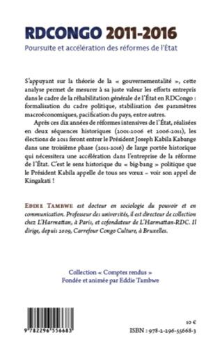 4eme RDCongo 2011-2016