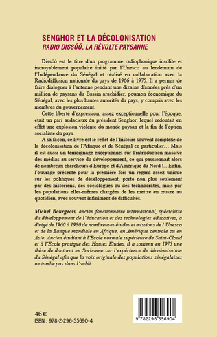 4eme Senghor et la décolonisation