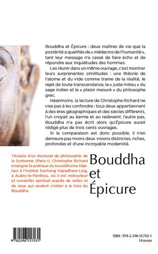 4eme Bouddha et Epicure