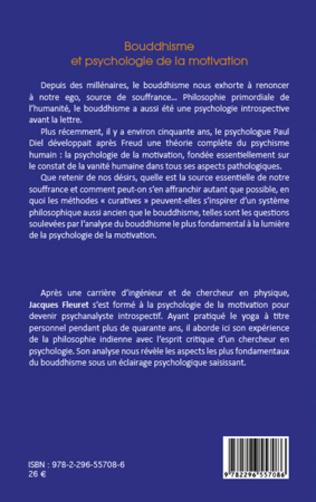 4eme Bouddhisme et psychologie de la motivation