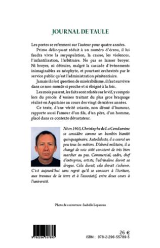 4eme Journal de Taule