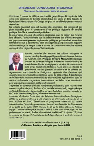 4eme Diplomatie congolaise régionale