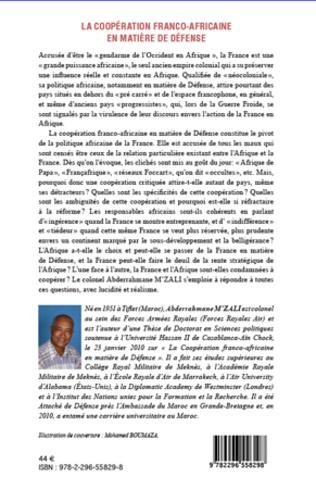 4eme La coopération franco-africaine en matière de défense
