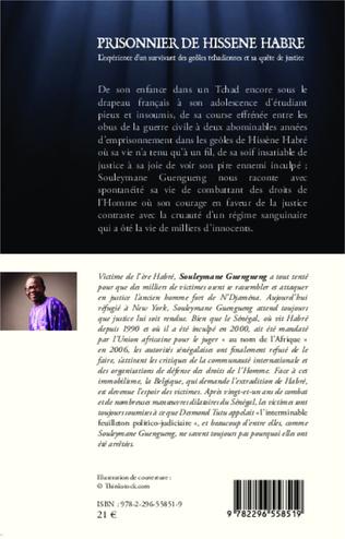 4eme Prisonnier de Hissène Habré