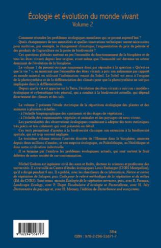 4eme Ecologie et évolution du monde vivant (Volume 2)