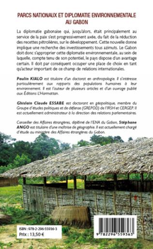 4eme Parcs nationaux et diplomatie environnementale au Gabon