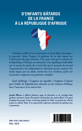 4eme D'enfants bâtards de la France à la République d'Afrique