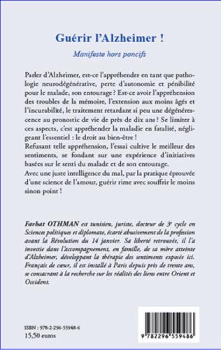 4eme Guérir l'Alzheimer!