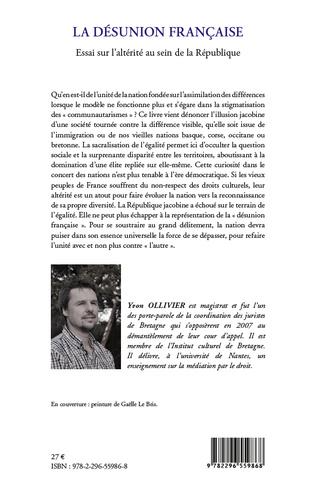 4eme La désunion française