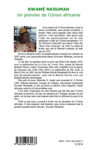 4eme Kwamé Nkrumah (Tome 2)