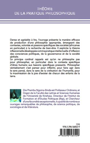4eme Théorie de la pratique philosophique