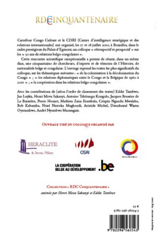 4eme 50 ans de relations belgo-congolaises