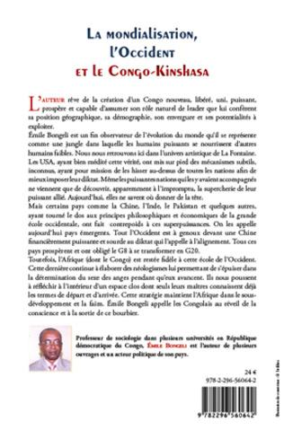 4eme Mondialisation, l'Occident et le Congo-Kinshasa