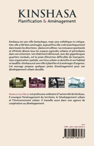 4eme Kinshasa Planification & Aménagement