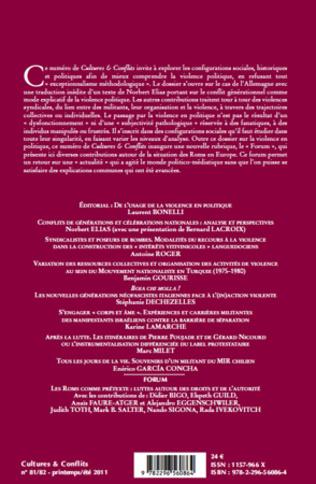 4eme Variation des ressources collectives et organisation des activités de violence au sein du Mouvement nationaliste en Turquie (1975-1980)