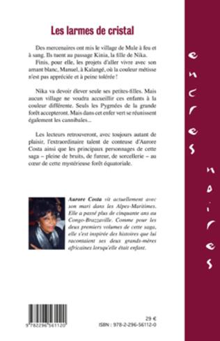 4eme LES LARMES DE CRISTAL NIKA L'AFRICAINE III