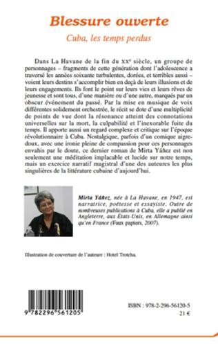 4eme Blessure ouverte Cuba, les temps perdus