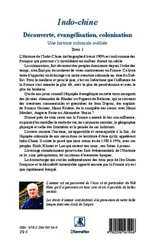 4eme Indo-Chine (Tome 1)