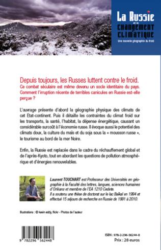 4eme La Russie et le changement climatique
