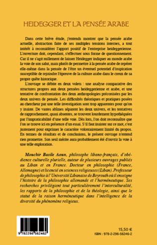 4eme Heidegger et la pensée arabe