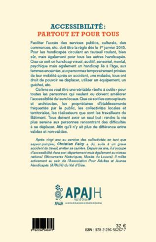 4eme Accessibilité : Partout et pour tous