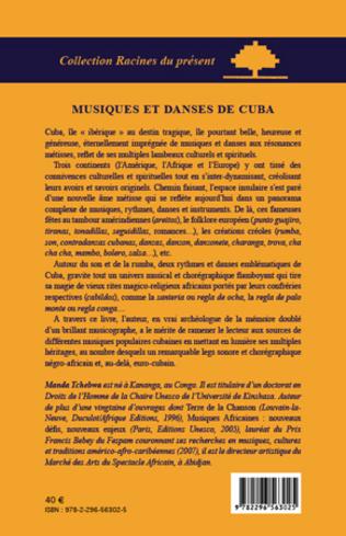 4eme Musiques et danses de Cuba