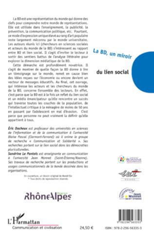 4eme La BD, un miroir du lien social