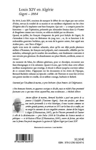 4eme Louis XIV en Algérie
