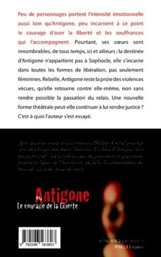 4eme Antigone ou le courage de la liberté