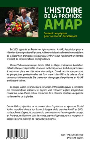 4eme Histoire de la première AMAP