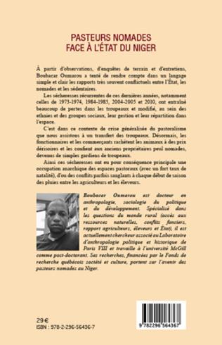 4eme Pasteurs nomades face à l'Etat du Niger