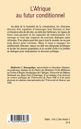 4eme L'Afrique au futur conditionnel