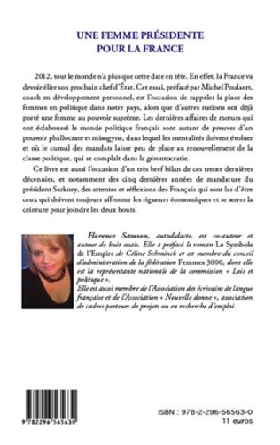 4eme Une femme présidente pour la France