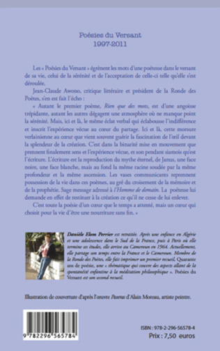 4eme Poésies du Versant 1997-2011