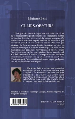 4eme Clairs-Obscurs. Nouvelles