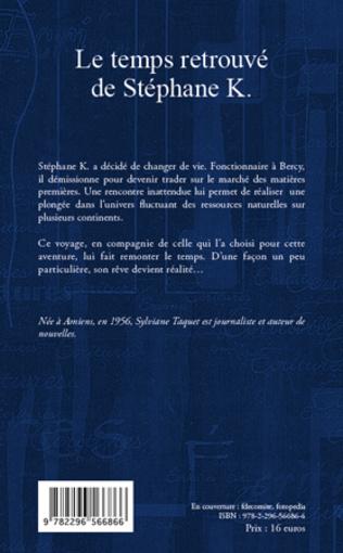 4eme Le temps retrouvé de Stéphane K.