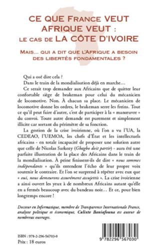 4eme Ce que France veut Afrique veut :