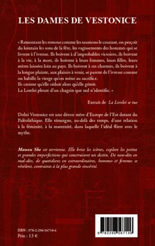 4eme Les dames de Vestonice