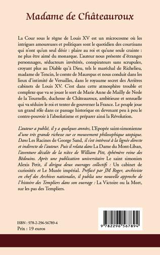 4eme Madame de Chateauroux