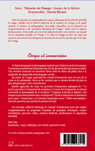 4eme MATTHEW BARNEY ET HERMAN KOLGEN : DE LA PROJECTION À L'IMMERSION TOTALISANTE
