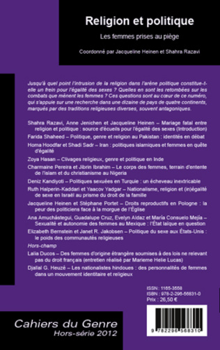 4eme LES NATIONALISTES HINDOUES : DES PERSONNALITES DE FEMMES DANS UN MOUVEMENT IDENTITAIRE ET RELIGIEUX