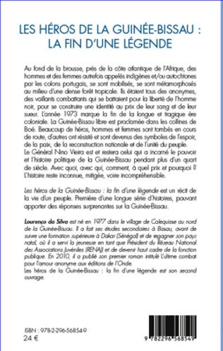 4eme Les héros de la Guinée-Bissau : la fin d'une légende