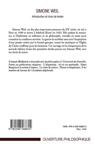 4eme Simone Weil