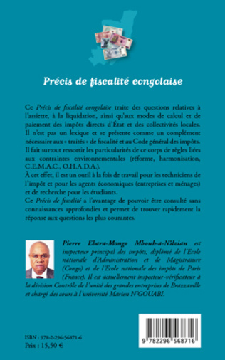 4eme Précis de fiscalité congolaise