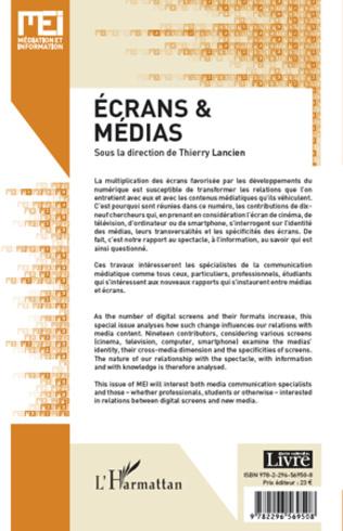 4eme Ecrans et médias