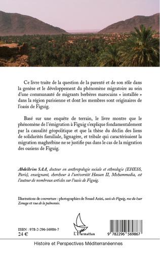 4eme Migrants berbères marocains