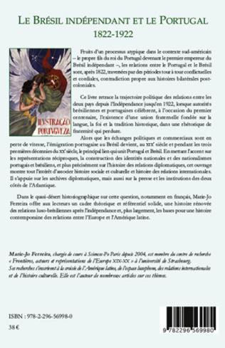 4eme Le Brésil indépendant et le Portugal 1822-1922