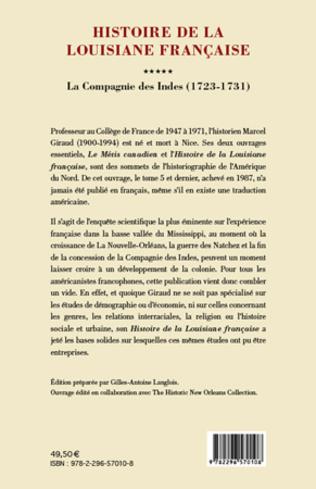 4eme Histoire de la Louisiane française