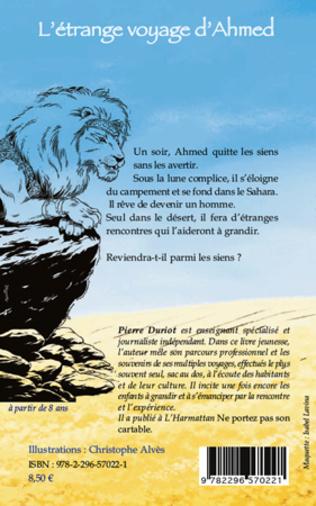 4eme L'étrange voyage d'Ahmed